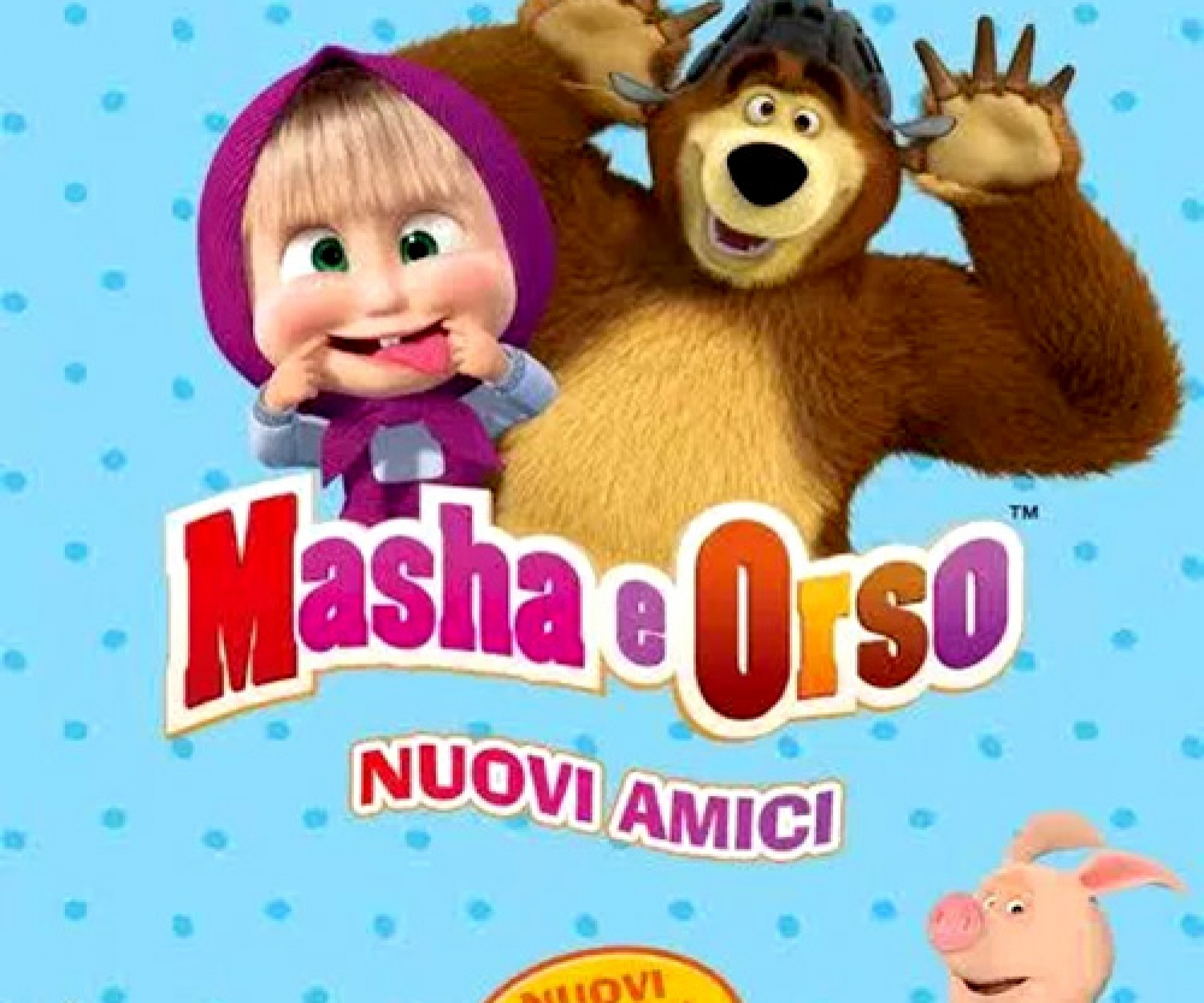 Video masha e orso episodi italiani rai yoyo